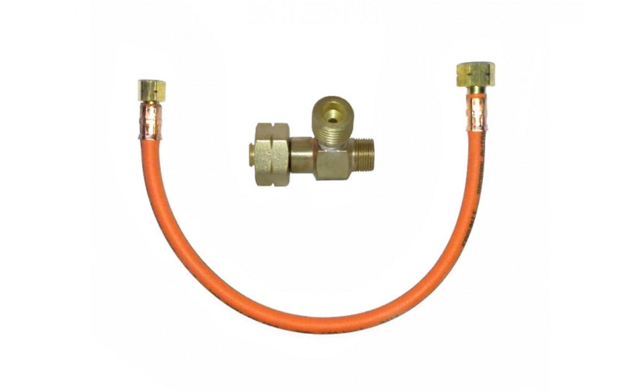 Газовый шланг для соединительного комплекта баллонов MASTER BLP