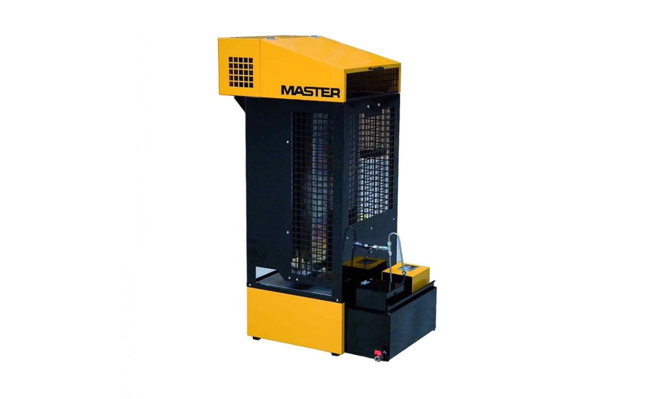 Воздухонагреватель на отработанном масле MASTER WA 33
