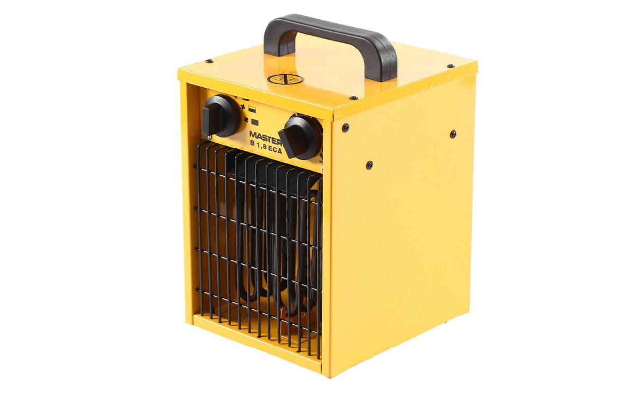 Тепловентилятор электрический MASTER B 1,8 ECA