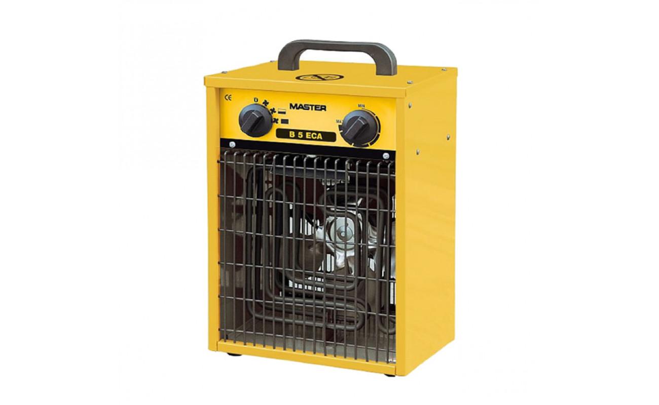Тепловентилятор электрический MASTER B 5 ECA