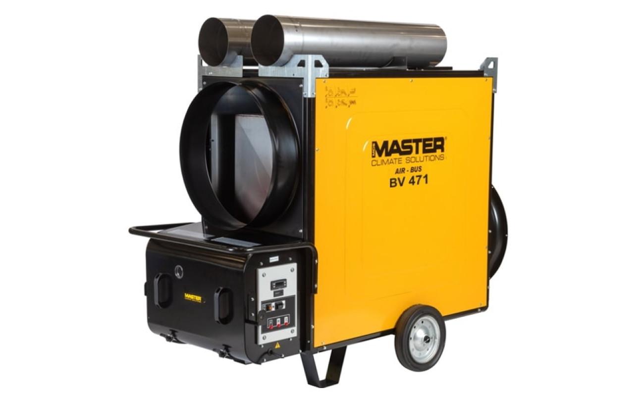 Нагреватель воздуха MASTER BV 471 FS непрямого нагрева