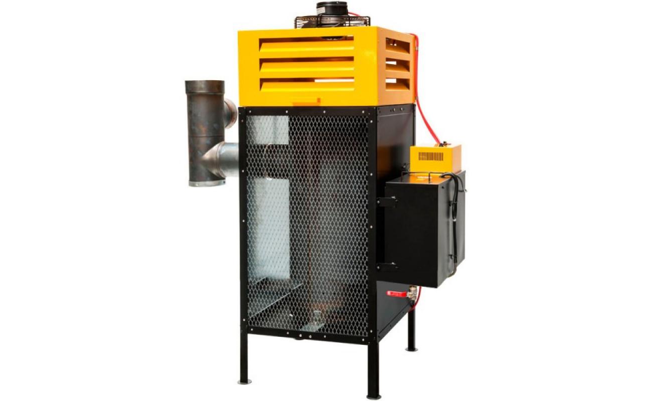 Воздухонагреватель на отработанном масле MASTER WA31