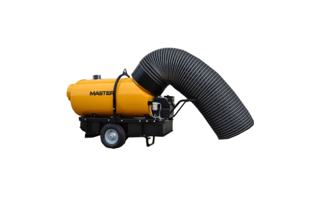 Комплект для рециркуляции воздуха MASTER BV500