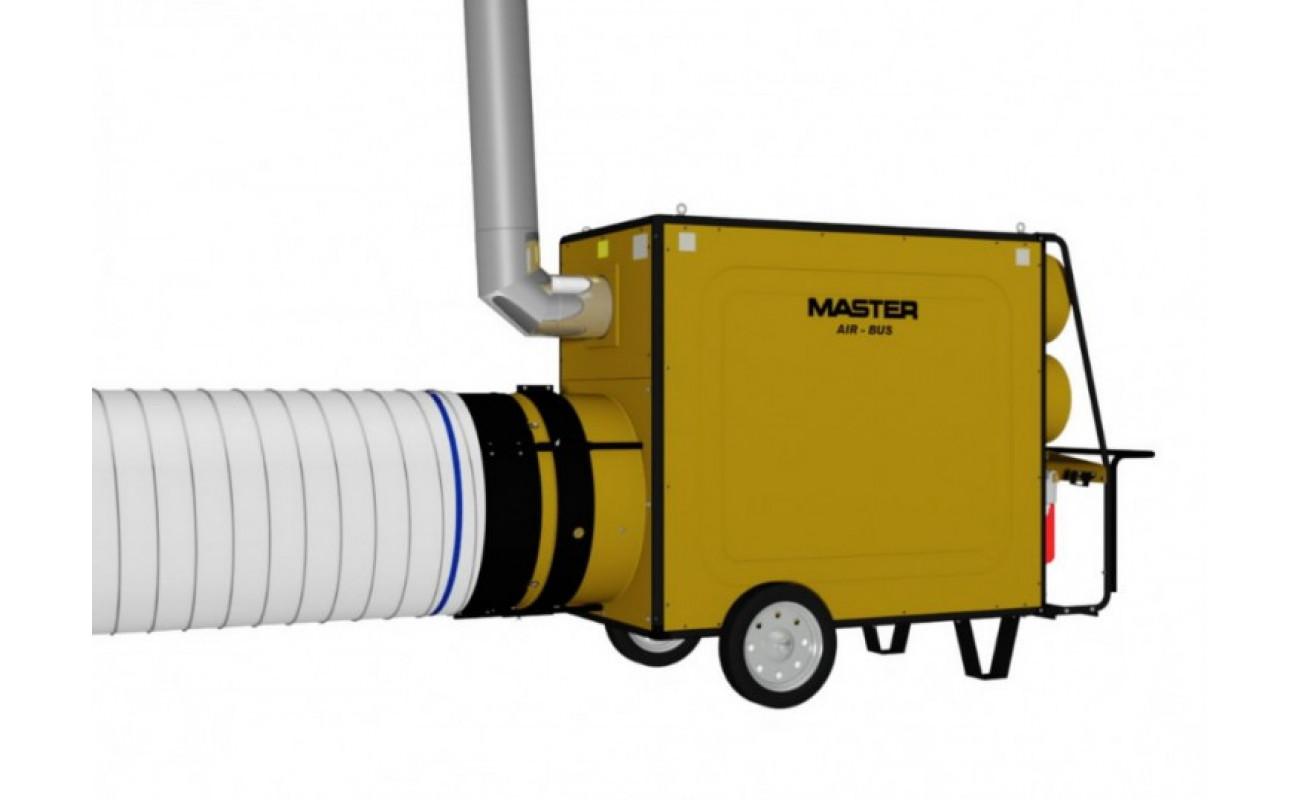 Комплект для рециркуляции воздуха MASTER BV310 (для шланга 4517.620)