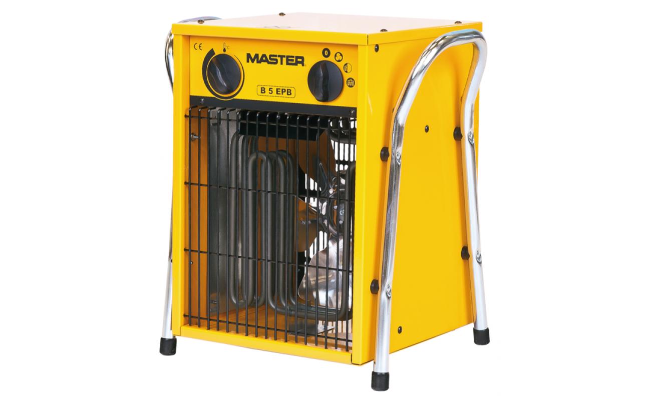 Электрический нагреватель с вентилятором MASTER В5 EPB-R