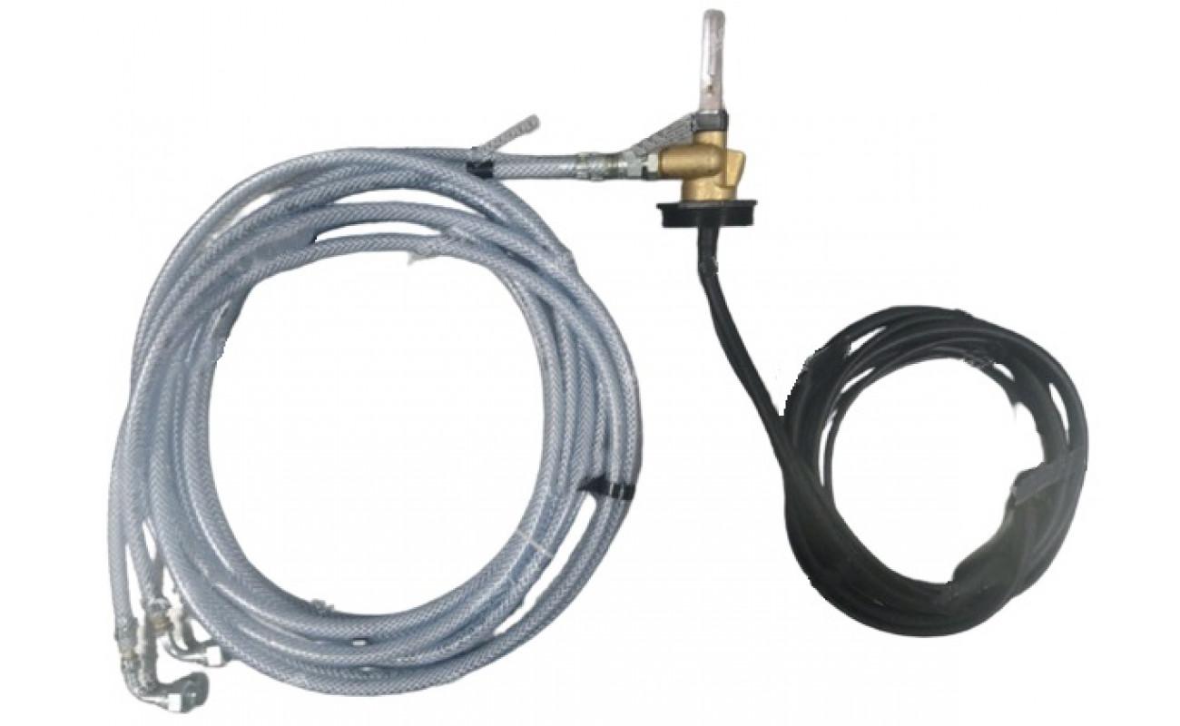 Гибкиетопливныешланги для забора топлива из внешнего топливного бака MASTER ACC 281