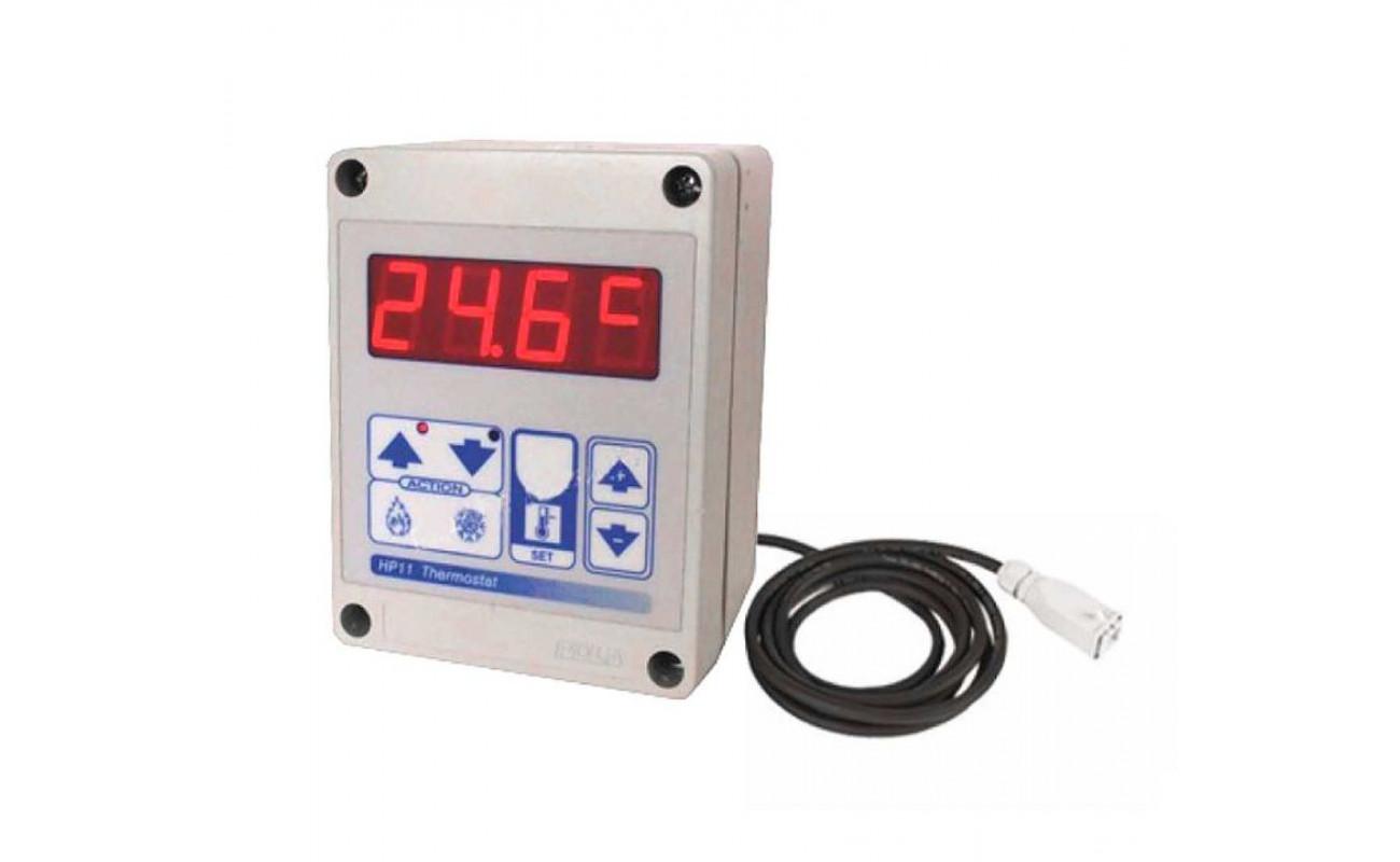 Электронный термостат THD кабель 10м MASTER