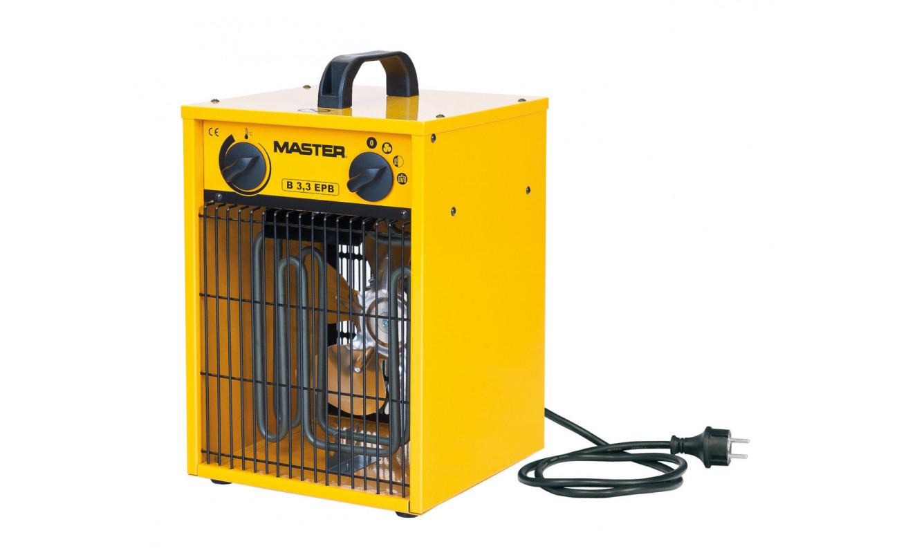 Нагреватель электрический MASTER B 3.3 EPB с вентилятором