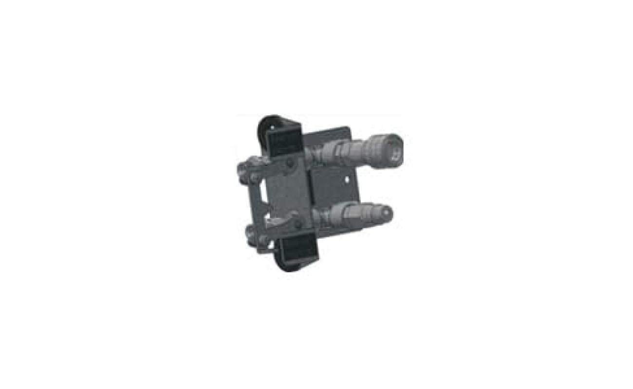 Устройство для подсоединения гибких шлангов от внешнего топливного бака MASTER