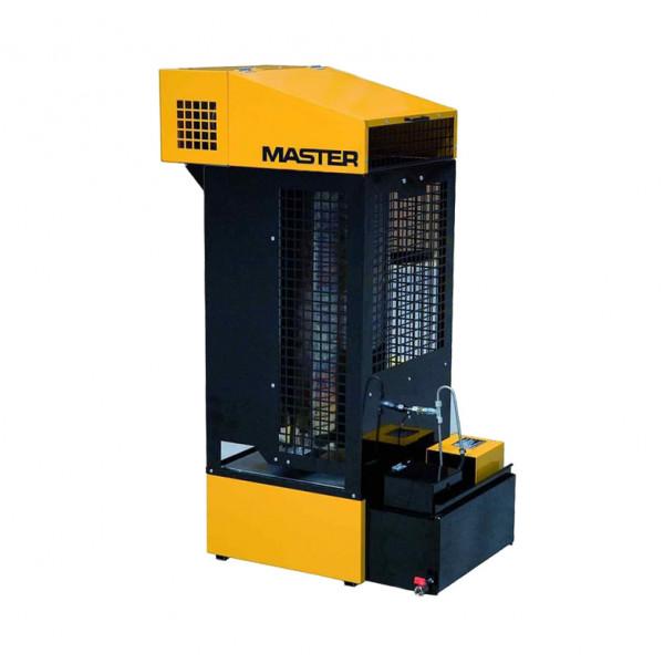 Воздухонагреватель на отработанном масле MASTER WA33 C