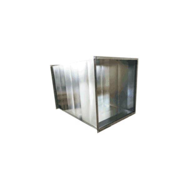 Вентиляционный короб Master 650X650 L=1000