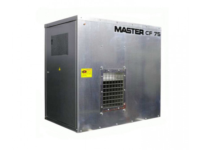 Нагреватель воздуха стационарный MASTER CF 75 INOX