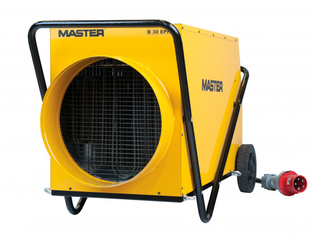 Тепловентилятор электрический MASTER B 30 EPR